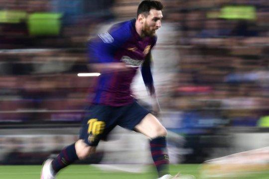 Messi di antara cinta dan penyesalan kepada Barca