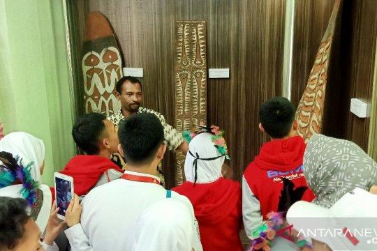 SMN Sulsel berkunjung ke Museum Loka Budaya Uncen