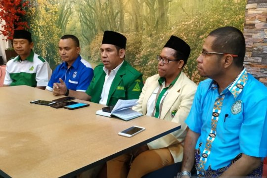 Organisasi pemuda di Papua minta aparat usut tuntas aksi rasis