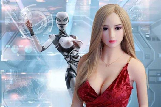 Robot asmara berkekuatan AI ancam hubungan intim manusia