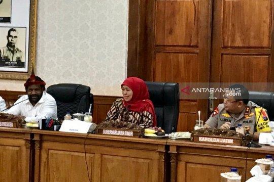 Stafsus Presiden minta mahasiswa Papua tidak takut belajar di Jatim