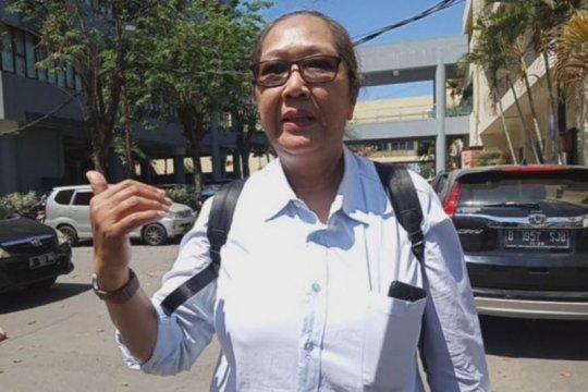 Korlap aksi ormas Surabaya di asrama mahasiswa Papua, Susi minta maaf