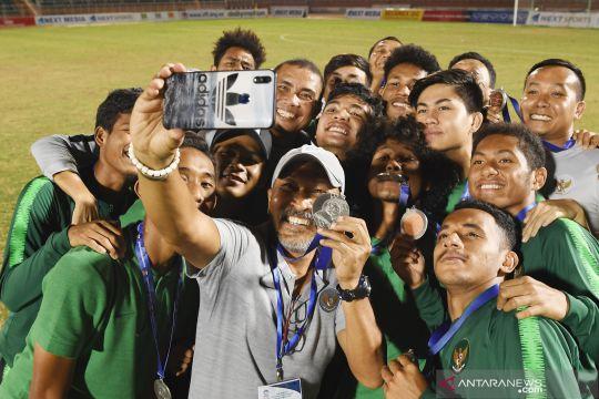 Indonesia pemenang ketiga Piala AFF U-18