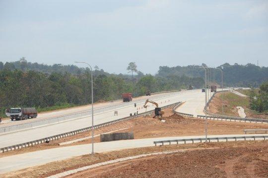 Ibu kota bakal pindah, jalan tol di Kaltim ini beroperasi akhir 2019