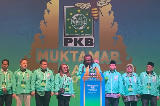 Muktamar PKB lahirkan Deklarasi Bali tegaskan jaga kebhinekaan
