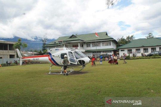 712 pengungsi korban demo Wamena ditangani tim gabungan kesehatan