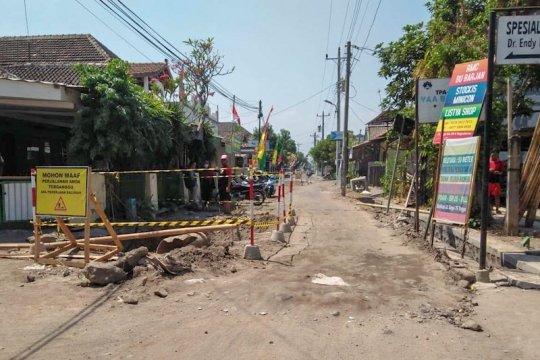 Proyek drainase Yogyakarta terkait OTT KPK dihentikan sementara