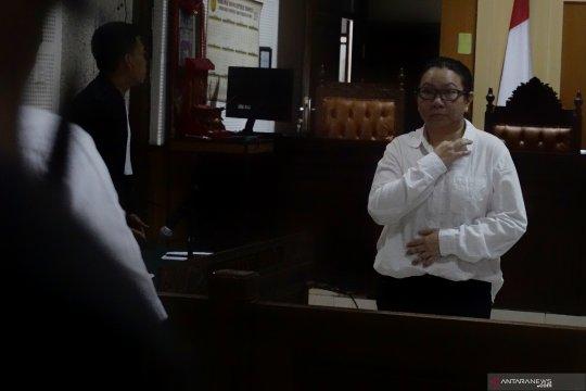 """Liliana ajukan diri sebagai """"justice collaborator"""" kasus suap imigrasi"""