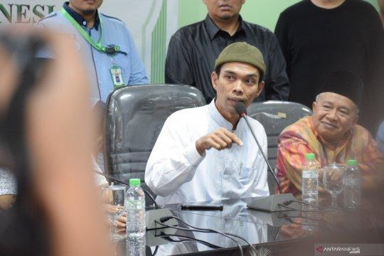 Ustaz Abdul Somad tidak persoalkan pengajiannya direkam