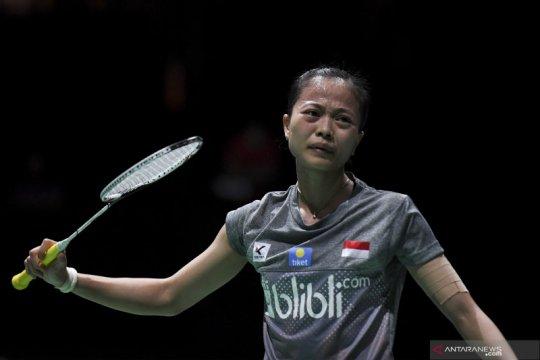 Fitriani kalah, habis sudah tunggal putri Indonesia di China Open 2019