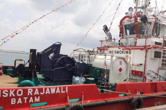 Dibuat di Batam, PTK tambah satu kapal milik