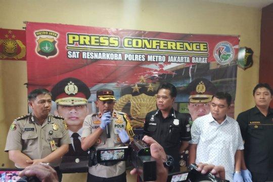 Bandar Narkoba di Kampung Ambon tewas diterjang timah panas