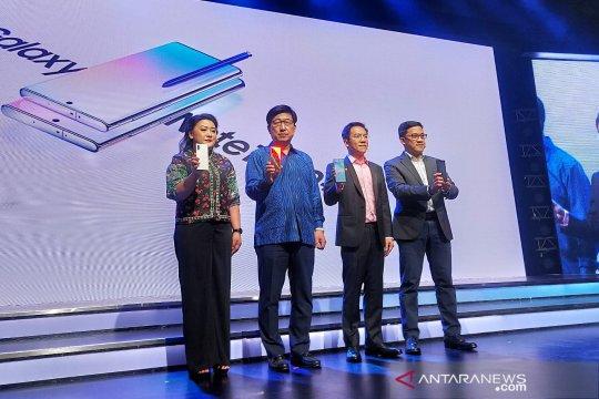 Samsung Galaxy Note10 dan Note10+ resmi meluncur di Indonesia hari ini