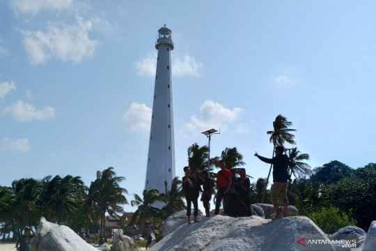 SMN Sulawesi Tenggara promosikan Pulau Lengkuas di medsos