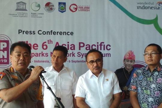 327 kegiatan ramaikan pelaksanaan Asia Pasific Geopark di NTB