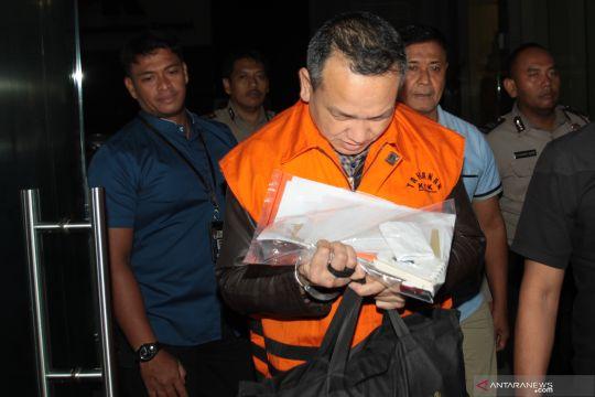 Jaksa Eka Safitra ditahan KPK
