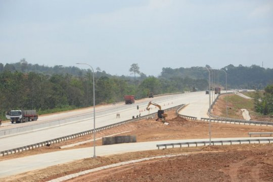 Jasamarga kebut pembangunan Tol Samarinda- Balikpapan