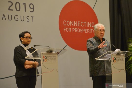 Enggartisto sebut nilai perdagangan Indonesia mulai membaik