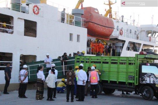 Presiden: Lima trayek kapal ternak singgahi NTT
