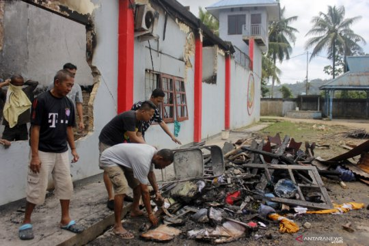 Polri: Pemblokiran layanan data di Papua untuk keamanan