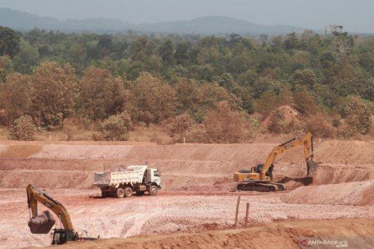 Gugatan Pemprov Babel terhadap UU Minerba kandas