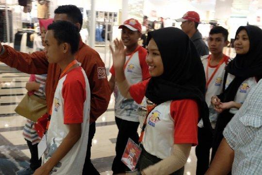 SMN asal Sulteng kagumi perkembangan ekonomi kota Medan
