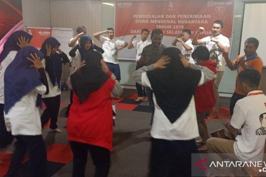 Peserta SMN Sulsel tampilkan tari kreasi asal Papua