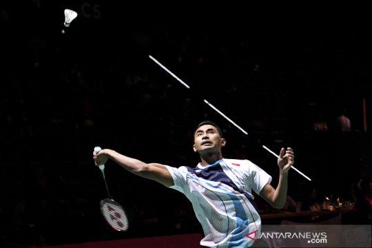 Tommy Sugiarto juga ke semifinal Denmark Open