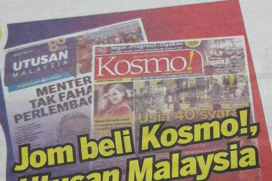 Utusan Melayu masih terbit di Malaysia