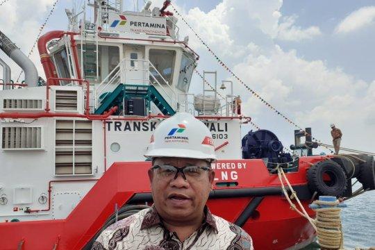 PTK operasikan kapal berbahan bakar ganda Transko Rajawali