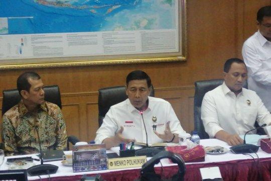 Wiranto akan berangkat ke Papua
