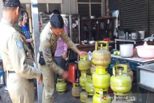 Sidak Pertamina temukan pengusaha makanan gunakan elpiji bersubsidi