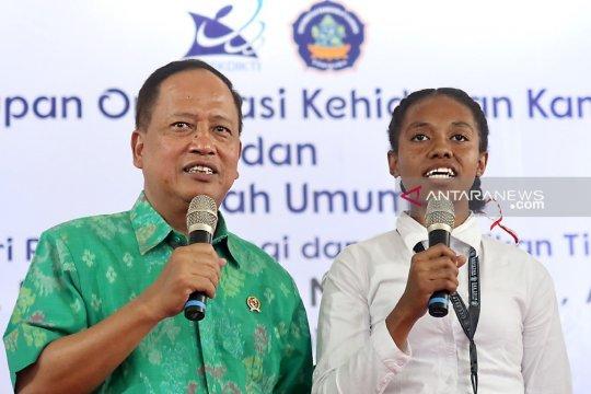 Menristekdikti-Rektor Undiksha jamin keberadaan mahasiswa Papua