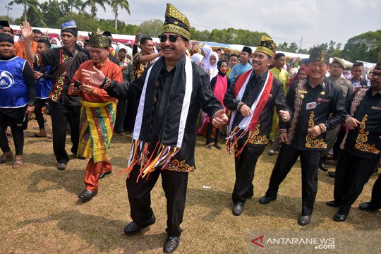 Menpar harapkan Riau perbanyak agenda pariwisata berstandar nasional