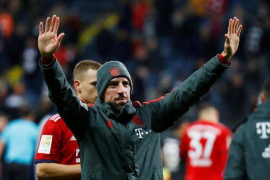 Ribery terbang ke Italia untuk gabung Fiorentina