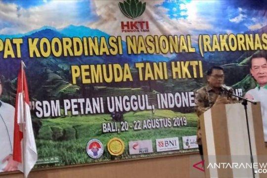 Pemuda Tani HKTI siapkan SDM unggul untuk kemandirian pertanian