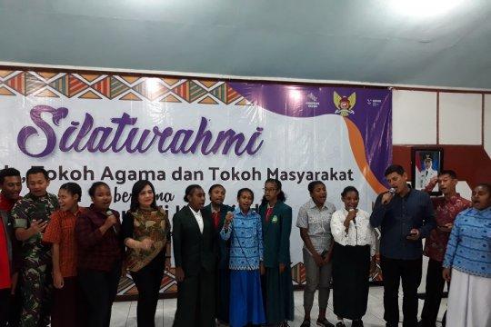 Wali Kota Kediri pastikan kebersamaan dengan anak-anak Papua baik