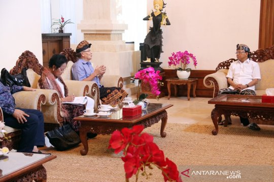 Gubernur Bali dukung Pulau Penyu jadi KEK pariwisata