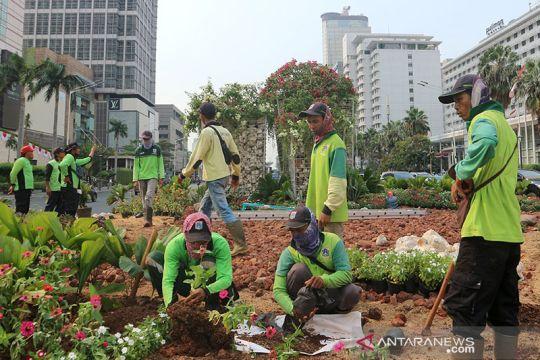 Revitalisasi Taman di Jakarta prioritaskan penyandang disabilitas