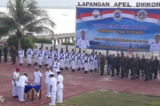 Komandan KRI Makassar jadi Danlanal Nunukan