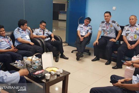 Jalur khusus kedatangan jamaah haji disiapkan Imigrasi Palembang