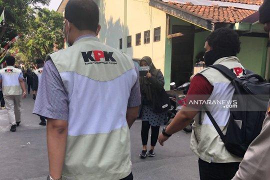 KPK periksa berkas di dua instansi Pemkot Yogyakarta