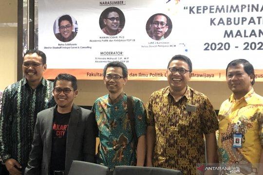 Survei Indopol sebut masyarakat inginkan pemimpin bersih dari korupsi