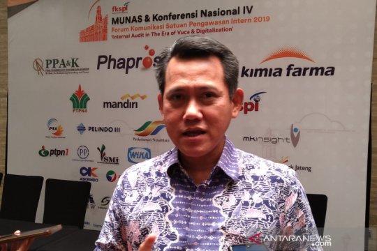 Satuan pengawas intern dukung pencegahan korupsi di BUMN