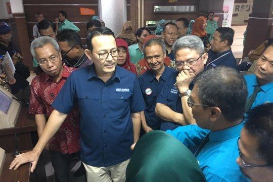 Dirut BPJS Kesehatan kunjungi faskes terbaik di Kabupaten Ponorogo