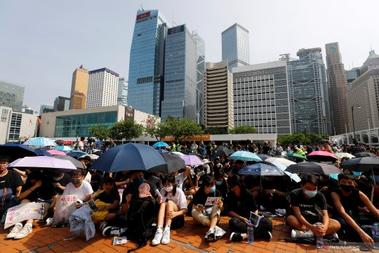 Konsulat Kanada di Hong Kong tangguhkan perjalanan pegawainya ke China