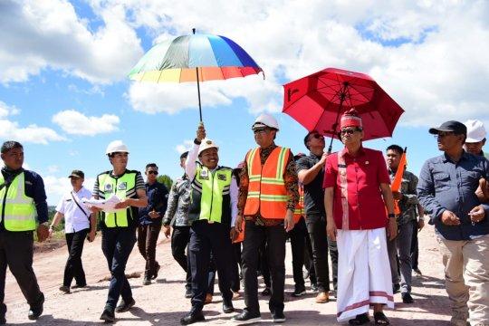 Bandara Internasional Toraja ditargetkan rampung Desember 2019