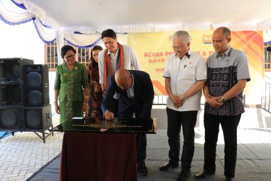 Gubernur NTT resmikan BLK Luar Negeri di Kota Kupang