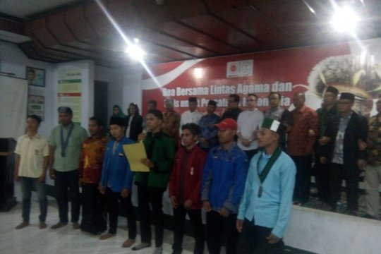 OKP lintas agama NTB gelar deklarasi jamin mahasiswa Papua tetap aman