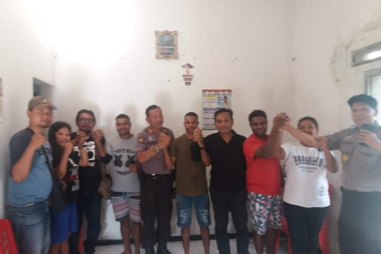 Polresta Sidoarjo jamin keamanan mahasiswa Papua